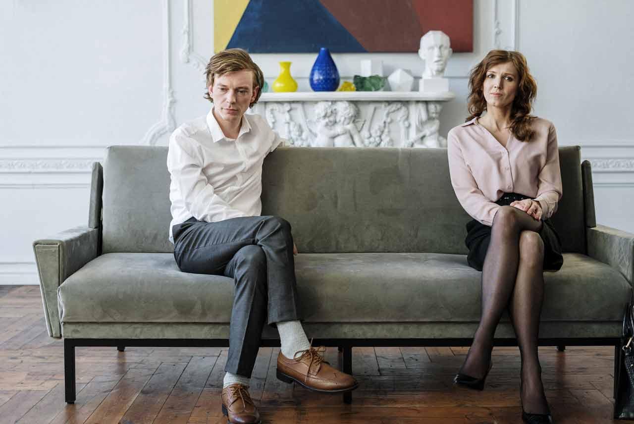 Coppia in terapia - Sostegno psicologico di coppia - Daniele Gregorio Psicologo